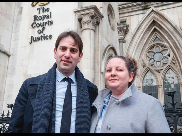 Civil partnership high court